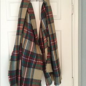 Blanket scarf from Modcloth